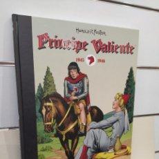 Cómics: PRINCIPE VALIENTE 1945-1946 HAROLD FOSTER - DOLMEN EDITORIAL OFERTA (ANTES 29,90 €). Lote 287897888