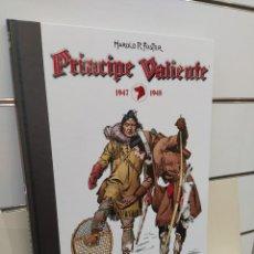 Cómics: PRINCIPE VALIENTE 1947-1948 HAROLD FOSTER - DOLMEN EDITORIAL OFERTA (ANTES 29,90 €). Lote 287897898