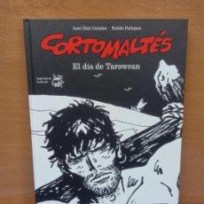 Cómics: COMIC TBO TAPA DURA CORTO MALTES EL DIA DE TAROWEAN ED NORMA. Lote 287899368