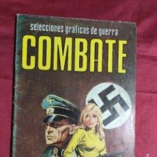 Cómics: COMBATE. SELECCIONES GRAFICAS DE GUERRA. Nº 118. PRODUCCIONES EDITORIA.. Lote 287900138