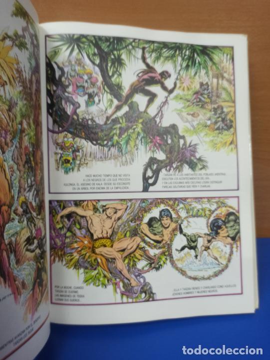 Cómics: COMIC TBO TAPA TARZAN DE LA SELVA ED MONTENA - Foto 3 - 287900933