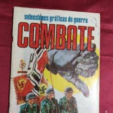 Cómics: COMBATE. SELECCIONES GRAFICAS DE GUERRA. Nº 125. PRODUCCIONES EDITORIA.. Lote 287901068