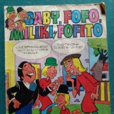 Cómics: GABY FOFÓ MILIKI Y FOFITO. Lote 287901553