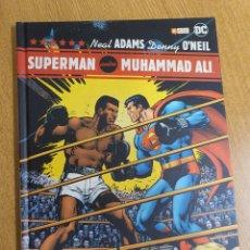 Cómics: SUPERMAN CONTRA MUHAMMAD ALI. Lote 288000013