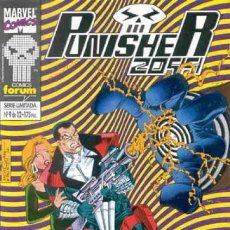 Cómics: PUNISHER 2099 Nº 09. Lote 288040193