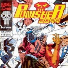 Cómics: PUNISHER 2099 Nº 11. Lote 288040228
