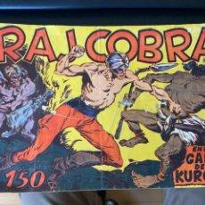 Cómics: RAJ COBRA Nº 3 BUEN ESTADO. Lote 288064678