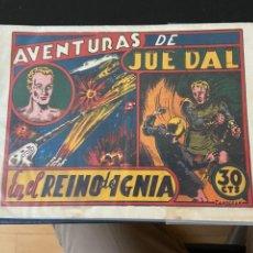 Cómics: AVENTURAS DE JOE DAL EN EL REINO DE IGNIA. Lote 288072078