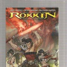 Cómics: ROKKIN. Lote 288076473
