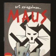 Cómics: MAUS ART SPIEGELMAN. Lote 288188613