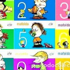 Cómics: MAFALDA DE QUINO TODAS LAS EDICIONES ED. 2019 - QUINO. Lote 288252433