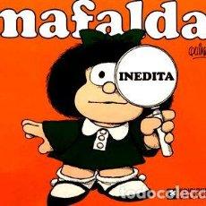 Cómics: MAFALDA INEDITA QUINO ED. 1988 - QUINO. Lote 288254368