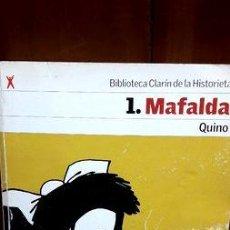 Cómics: MAFALDA QUINO CLARIN. Lote 288255278