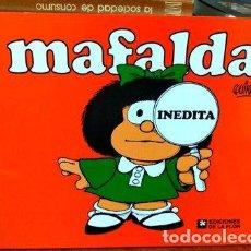 Cómics: MAFALDA INEDITA QUINO DE LA FLOR NUEVO. Lote 288260783