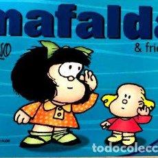 Cómics: MAFALDAFRIENDS QUINO ED. 2010 - QUINO. Lote 288264273