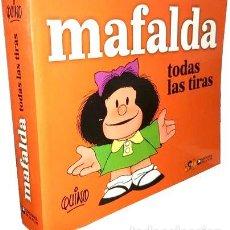 Cómics: MAFALDA TODAS LAS TIRAS QUINO. Lote 288265138