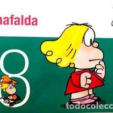 Cómics: LIBRO MAFALDA 8 QUINO - QUINO. Lote 288265893