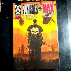 Cómics: PUNISHER MAX UNTOLD TALES TPB INGLES. Lote 288276633