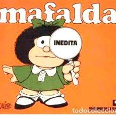Cómics: MAFALDA INEDITA QUINO ED. 2013 - QUINO. Lote 288281363