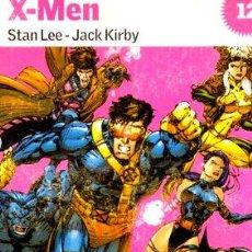 Cómics: X MEN TOMO 12 STAN LEE JACK KIRBY ED. 1963 - STAN LEE. Lote 288281963