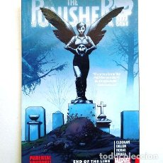 Cómics: THE PUNISHER END OF THE LINE ED. 2019 - CLOONAN. Lote 288282208