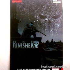 Cómics: THE PUNISHER KING OF THE NEW YORK STREETS ED. 2019 - CLOONAN. Lote 288282728
