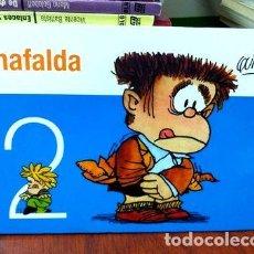 Cómics: MAFALDA 2 QUINO EDICIONES DE LA FLOR NUEVO. Lote 288283293