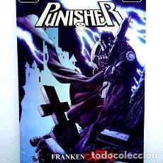 Cómics: PUNISHER FRANKEN CASTLE PARTES AUSENTES ED. 2016 - REMENDER. Lote 288287293