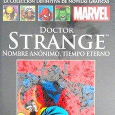 Cómics: DOCTOR STRANGE NOMBRE ANONIMO TIEMPO ETERNO ED. 2017 - STAN LEE. Lote 288288178
