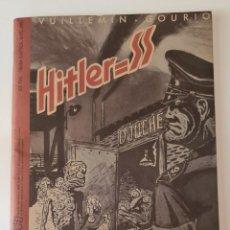 Cómics: MAKOKI HITLER = SS / TIRADA LIMITADA MAYO 1990 / CON SEÑALES DE USO. Lote 288353573