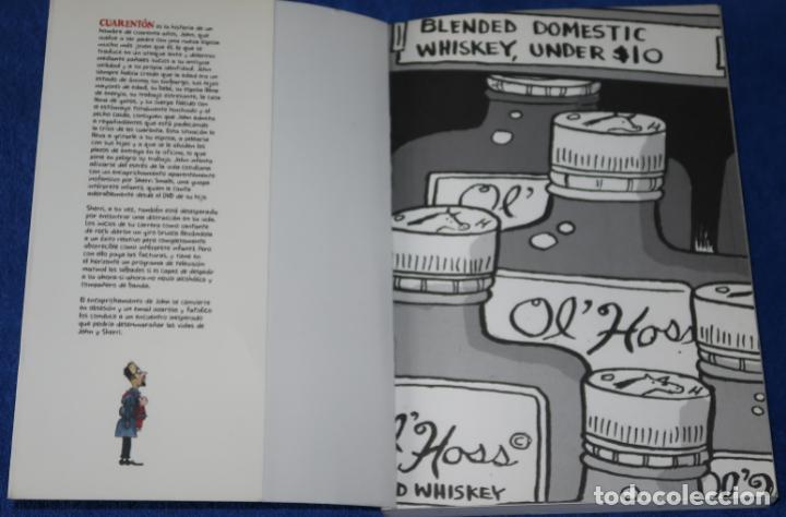 Cómics: Cuarenton - Joe Ollmann - Ediciones La Cúpula (2012) - Foto 2 - 288359933