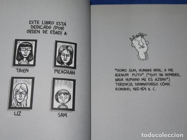 Cómics: Cuarenton - Joe Ollmann - Ediciones La Cúpula (2012) - Foto 4 - 288359933