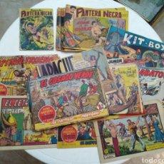 Cómics: LOTE DE 71 CÓMIC CLÁSICOS DE LA ÉPOCA ( MUY VARIADOS ). Lote 288407098