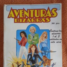 Fumetti: AVENTURAS BIZARRAS 1-2-3 FORUM. Lote 288500883