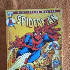 Cómics: BIBLIOTECA MARVEL SPIDERMAN 31 FORUM. Lote 288501763