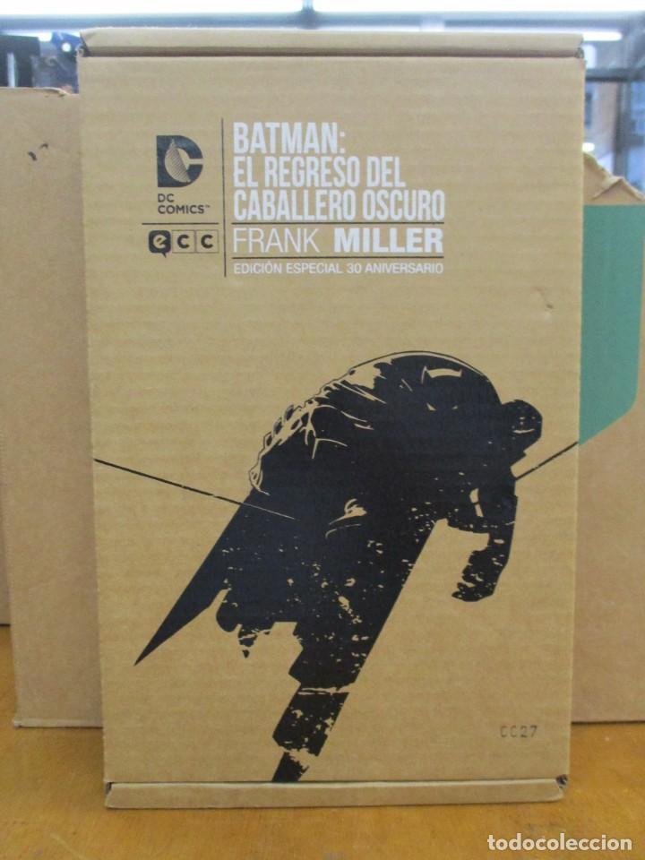 BATMAN 30 ANIVERSARIO - EL REGRESO DEL CABALLERO OSCURO EDICION LIMITADA 1000 EJEMPLARES (Tebeos y Comics - Comics otras Editoriales Actuales)