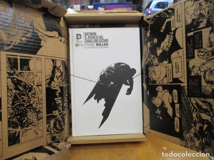 Cómics: BATMAN 30 ANIVERSARIO - EL REGRESO DEL CABALLERO OSCURO EDICION LIMITADA 1000 EJEMPLARES - Foto 5 - 288535838