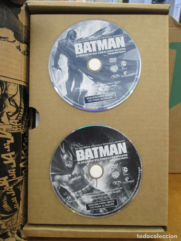 Cómics: BATMAN 30 ANIVERSARIO - EL REGRESO DEL CABALLERO OSCURO EDICION LIMITADA 1000 EJEMPLARES - Foto 6 - 288535838