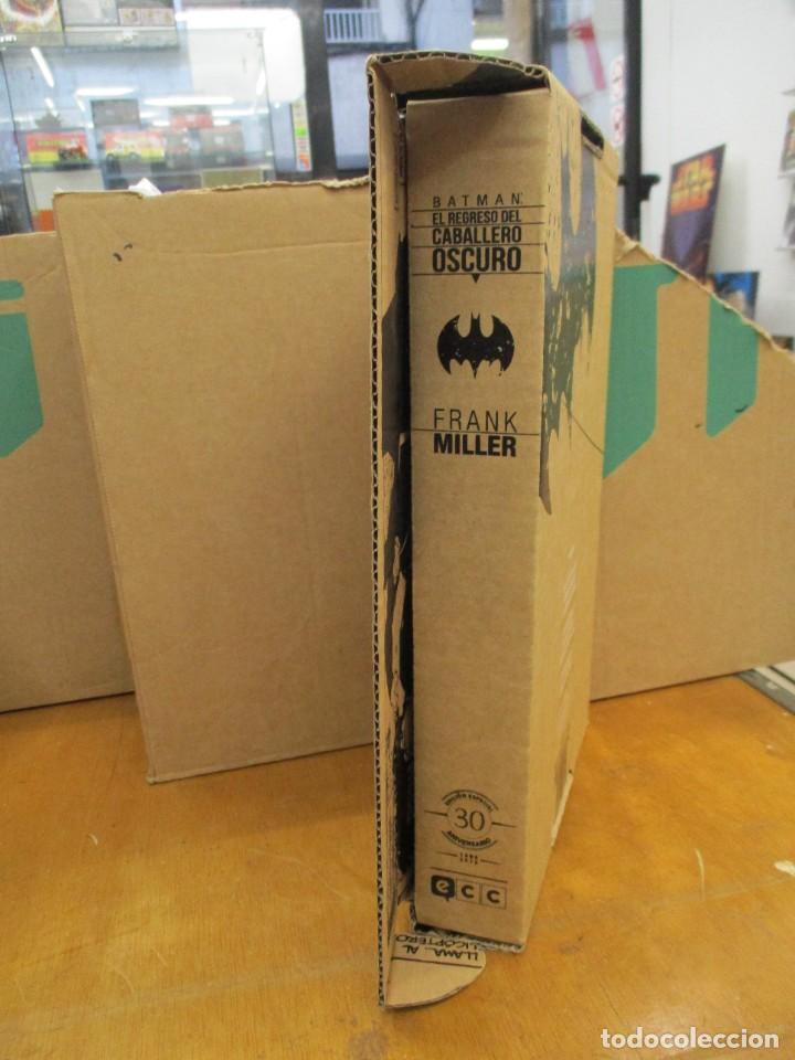 Cómics: BATMAN 30 ANIVERSARIO - EL REGRESO DEL CABALLERO OSCURO EDICION LIMITADA 1000 EJEMPLARES - Foto 7 - 288535838