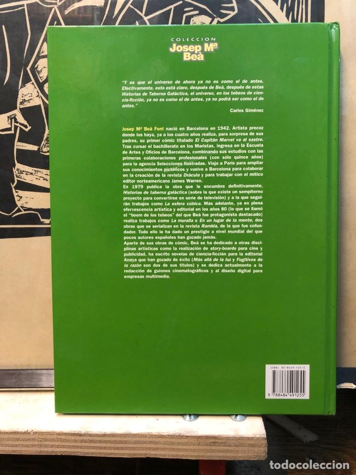 Cómics: Historias de la taberna galáctica, Josep Maria Beà, Glénat - Foto 3 - 288560398