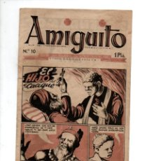 Cómics: AMIGUITO, Nº 10. SUPLEMENTO DE INFORMACION CATEQUISTICA. OBRA PIA AMIGOS DEL CATECISMO. Lote 288563213