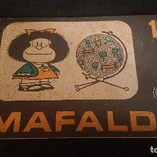 Cómics: TEBEO MAFALDA Nº10 , EDICIONES DE LA FLOR , LEER DESCRIPCION. Lote 288569753