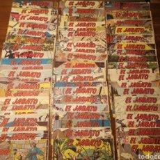 Cómics: LOTE DE 62 COMICS EL JABATO. TBOS. Lote 288579418