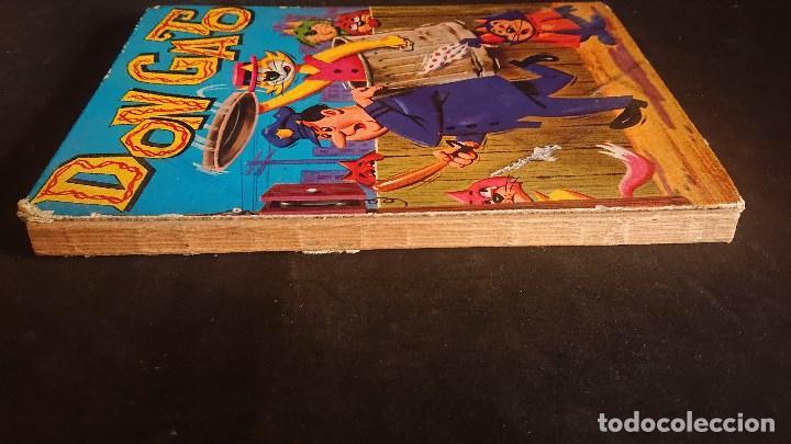 Cómics: TEBEO DON GATO 1967 , EDITORIAL FHER , TAPA DURA , LEER DESCRIPCION - Foto 2 - 288580843