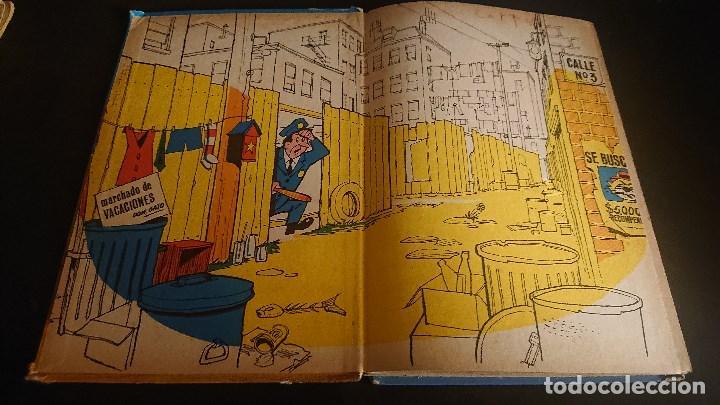 Cómics: TEBEO DON GATO 1967 , EDITORIAL FHER , TAPA DURA , LEER DESCRIPCION - Foto 3 - 288580843