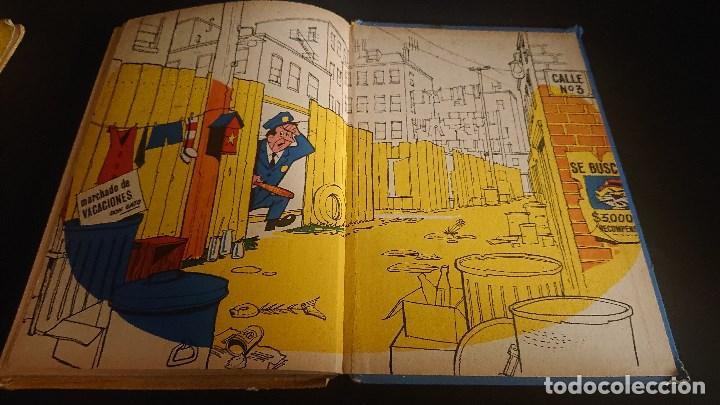 Cómics: TEBEO DON GATO 1967 , EDITORIAL FHER , TAPA DURA , LEER DESCRIPCION - Foto 7 - 288580843