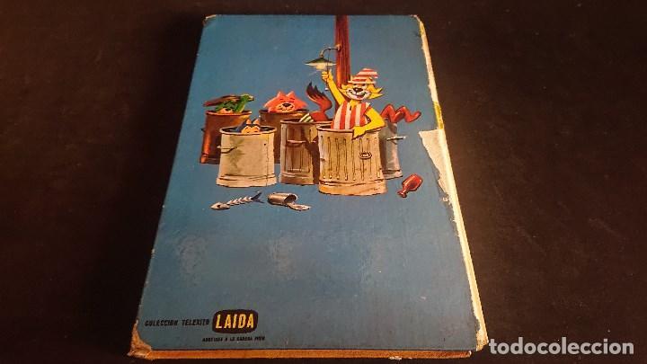 Cómics: TEBEO DON GATO 1967 , EDITORIAL FHER , TAPA DURA , LEER DESCRIPCION - Foto 8 - 288580843