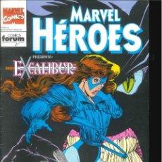 Comics: MARVEL HÉROES NÚMERO 62 CÓMICS FÓRUM MARVEL. Lote 288623433
