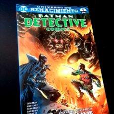 Cómics: DE KIOSCO BATMAN DETECTIVE COMICS UNIVERSO DC RENACIMIENTO. Lote 288636488
