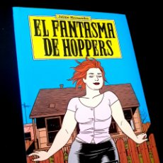 Cómics: EXCELENTE ESTADO EL FANTASMA DE HOPPERS LA CUPULA JAIME HERNANDEZ. Lote 288640358